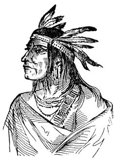 Shawnee - An Algonquian language people; considered part of the Northeast Indians group. Hunted, fished, gathered, farmed; in ways similar to the more northern Algonquians. The Shawnee lived south, inhabiting the forests and woodlands centered on what the whites called the Ohio country.