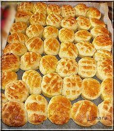 Limara péksége: Krumplis pogácsa kemencében