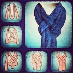 Scarf Tieng Pattern