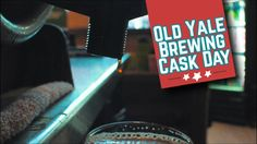 Old Yale Brewing Cask & Tasting Room Visit If you haven't had the chance, be sure to visit Old Yale Brewing every Wednesday to try out their new cask beer th. Tasting Room, Brewing, Beer, Videos, Day, Youtube, Root Beer, Ale, Brow Bar