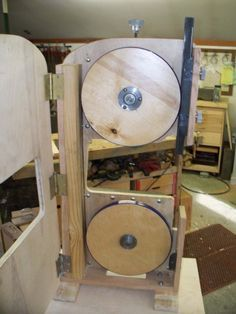Homemade Bandsaw - Woodworking Talk - Woodworkers Forum