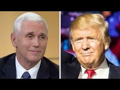 Pence: Overwhelming majority of Republicans stand with Trump (10/14/16)
