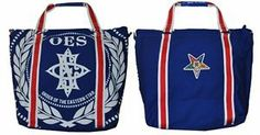 Love this OES bag.    O-E-S-ORDER-OF-EASTERN-STAR-BLUE-CANVAS-DUFFEL-GYM-BAG-TOTE-YOGA-SPORTS-GYM-BAG   $57.00