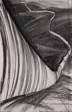 Running Fence (Project for Sonoma and Marin Counties, California), 197