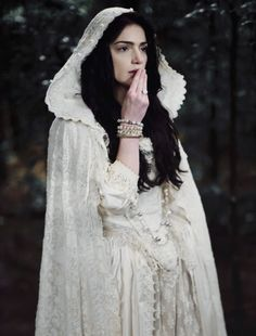 "lochiels: "" ""Janet Montgomery as Mary Sibley in Salem (2015) "" """