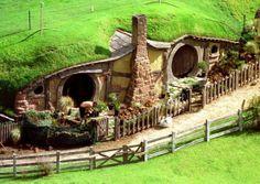 Hobbit House...Cornualha