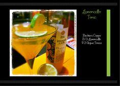 Lemoncello Tonic ... Bomapi - Fattorie Trinacria !