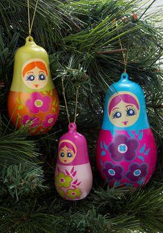 love these dolls! www.matrioskas.es Matroschka  Original aus Russland.