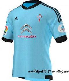 Nova camisa do Celta de Vigo - http://www.colecaodecamisas.com/nova-camisa-do-celta-de-vigo/