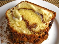 Cinnamon Bread-- SO good!
