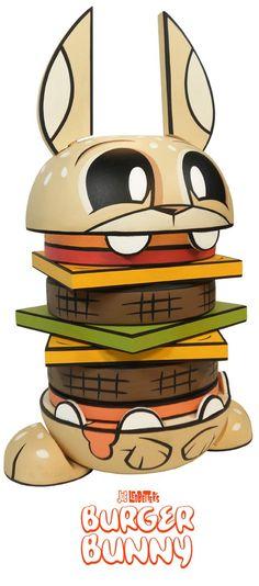 Burger Bunny, Joe Ledbetter
