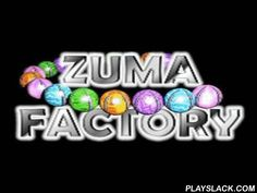 Zuma Factory  Android Game - playslack.com , Zuma Factory   the next game in Zuma style, but unlike others has very intriguing and air-conditioned changes, and chic components which won't leave you uninterested to the world of balls.  For game travelling  you will need long time as it contains 50 levels of high effort.  levels are worked qualitatively and also are embodied in the game!  The graphics is made in retrospective style with neon components that will allow to get feeling of aged…