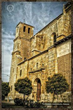 Iglesia de S. Esteban. Castromocho
