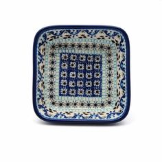 Blue Dot Pottery - Polish Pottery & Stoneware - Bowl -