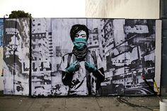 Tolle Street-Art von Eddie Colla