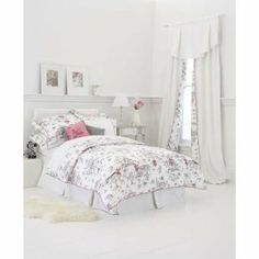 Whistle & Wink China Doll Twin Duvet Cover:Amazon Love these fabric prints.