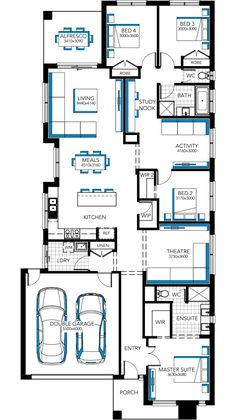 Scda show villa google pinterest floorplan 26 malvernweather Images