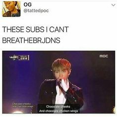 This is what MBC gets for getting subs crowdsourced