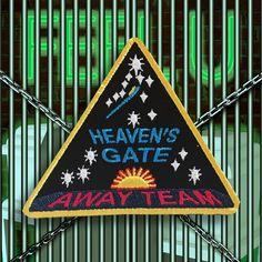 "HEAVEN'S GATE ""AWAY TEAM"" PATCH"