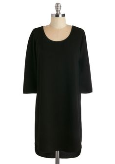 Sweet Nightspot Dress, #ModCloth black