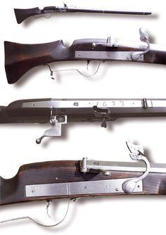 Matchlock Musket, Suhl appr. 1630