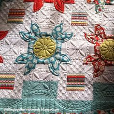Quilting Together. I am in awe! xxxx