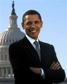 The First African American President:  Mr. Barack Hussain Obama