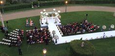 Illuminazione Matrimoni Villa Miani Roma   SMILING PEOPLE FULLSERVICE DI CELANO NICOLA