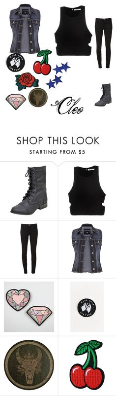 """10"" by chibitesla on Polyvore featuring T By Alexander Wang, Burberry, maurices, Sick Girls and Express"
