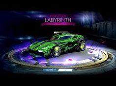 Résultats de recherche d'images pour « rocket league labyrinth »