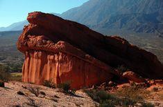 Quebrada de las Conchas in Cafayate - Salta, Argentina
