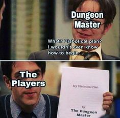 dungeons and dragons Homebrewing True Funny Videos, Funny Memes, Hilarious, Jokes, Dnd Funny, Dungeons And Dragons Memes, Dragon Memes, Gaming Memes, Pen And Paper