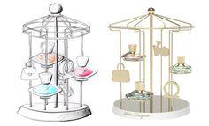 Ferragamo Mini Collection design Sotano Studio Glorifier