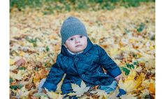 On social media, Sweden's Royal Family sent fall greetings alongside this too-cute-snap of little Oscar playing in the leaves. <br><br>Photo: Instagram/Kungahuset