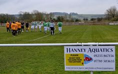 Hopping Around Hampshire: Wantage Town v Bashley