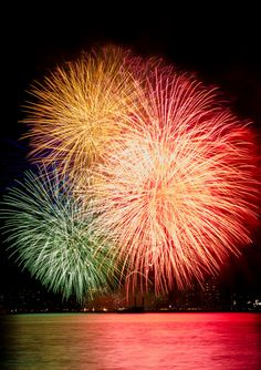 Japan's Summertime Fireworks Festivals