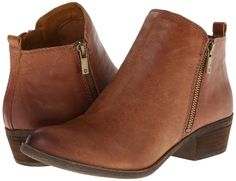 Amazon.com: Lucky Women's Basel Boot (8.5 C/D US, Toffee): Shoes