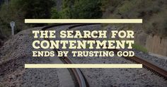 Are you fully trusting the Lord?
