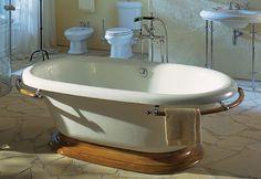 The ultimate soaking tub