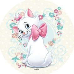*MARIE ~ The Aristocats, 1970