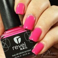 Revel Nail Gel Polish Gala