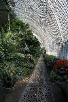 Lednice Castle conservatory