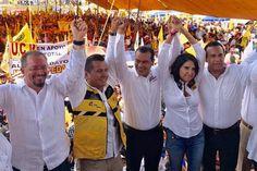 El próximo 4 de junio, Juan Zepeda, candidato del PRD a gobernador del Estado de México, pondrá fin a una era de gobiernos corruptos encabezados por el PRI, aseguró el ...