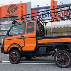 HARD CARGO JAPAN │ ハードカーゴジャパン-軽トラ用ラックキット Mini Trucks, Ham Radio, Offroad, Benz, Monster Trucks, Cars, Vehicles, Off Road Cars, Automobile