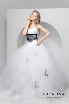 CATALINA wedding fashion hose Dress PIONIA www.catalina-wedding.ru