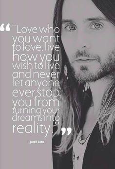 Love & live.