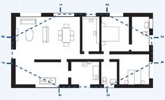 Feng shui na prática Como aplicar o ba-guá na planta Casa e Decoração Feng shui