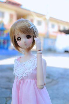 Mirai Suenaga Smart Doll by somboon junkoaw