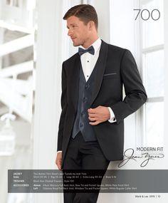 for groomsmen, same vest but plain black windsor tie... or colored tie.. maybe colored vest
