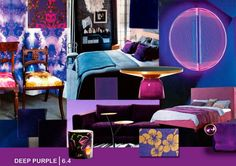 Dark basic colours are highlighted by a few glowing accent colours that stand out against the darks like gems against a velvet background. Mood board by Milou Ket. Home Trends, 2016 Trends, Basic Colors, Colours, Accent Colors, Color Trends, Interior Design, Van Life, Mood Boards